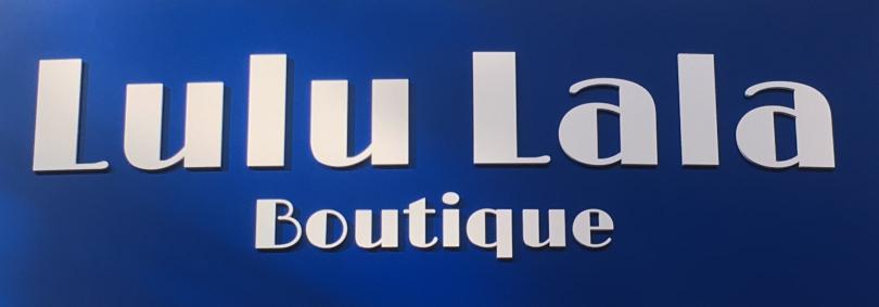 Lulu Lala Boutique Logo