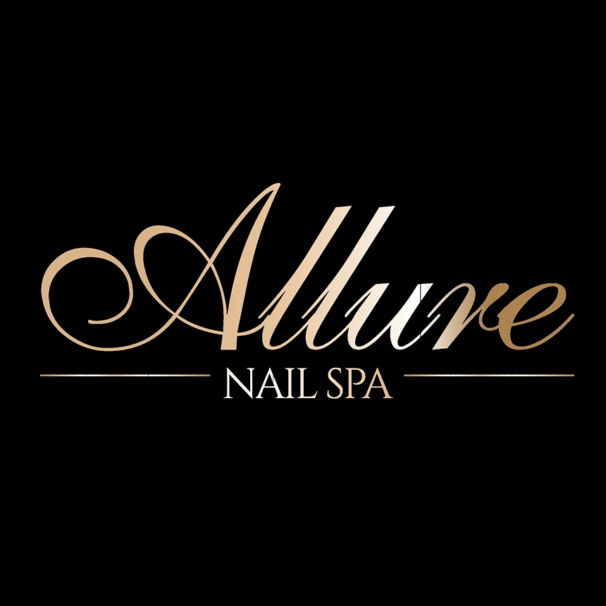 Allure Nail Spa Logo