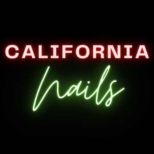 California Nails                         Logo