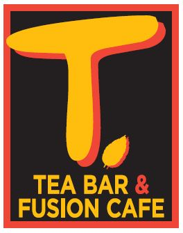Tea Bar Fusion Cafe Logo