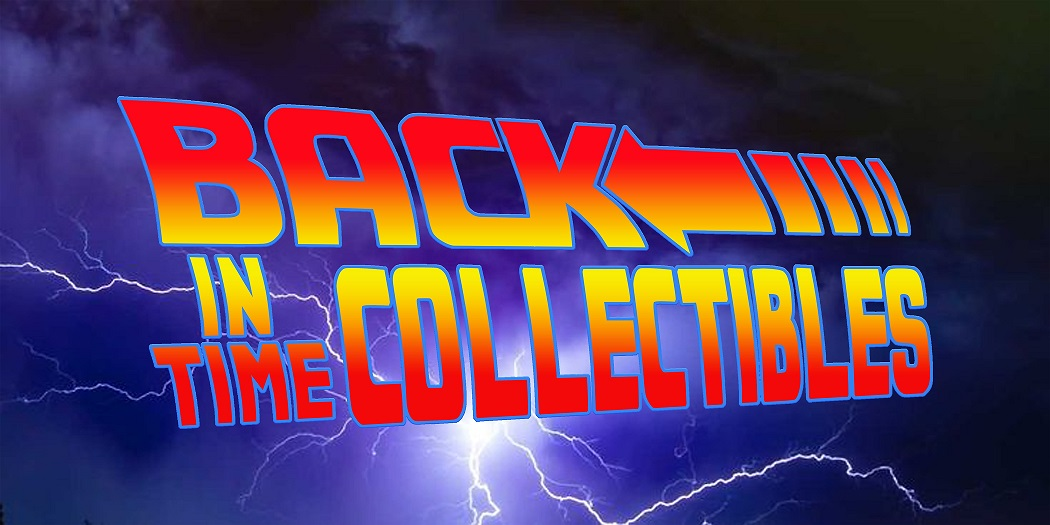 Back In Time Collectibles Logo