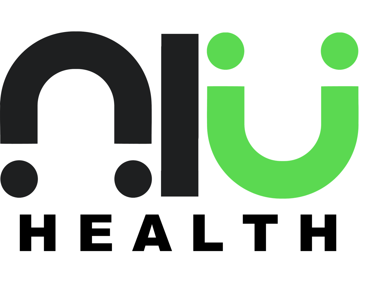 니우 헬스 (Niu Health) Logo