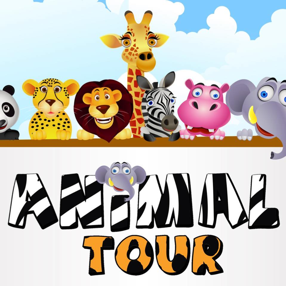 Animal Tour Logo