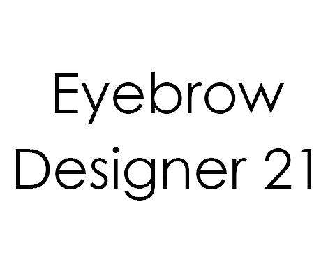 Eyebrow Designer 21                      Logo