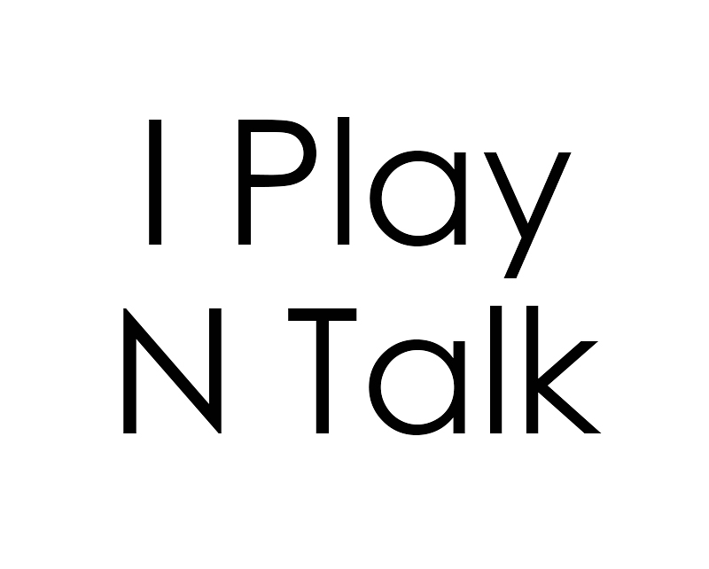 I Play N Talk                            Logo