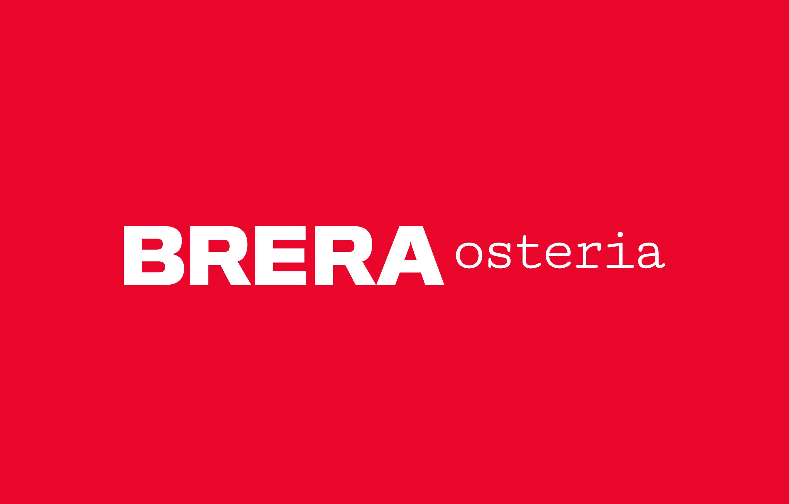 Brera Osteria Logo