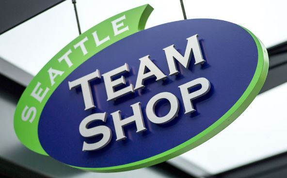 Seattle Team Shop Logo