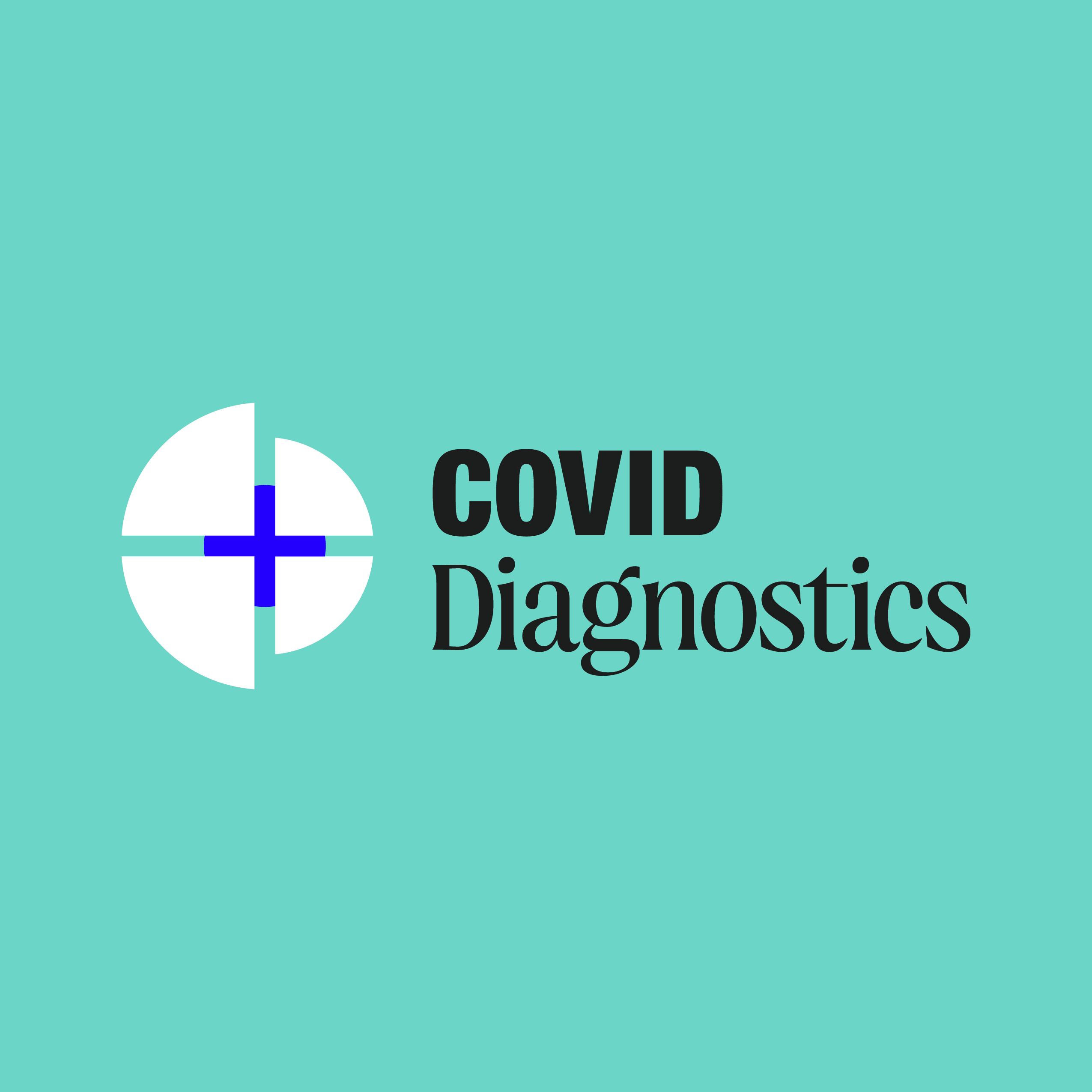 Covid Diagnostics Logo
