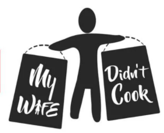 My Wife Didn't Cook Logo
