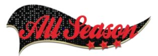All Season Sneaker                       Logo