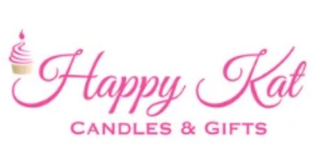 Happy Kat Candle & Gifts Logo