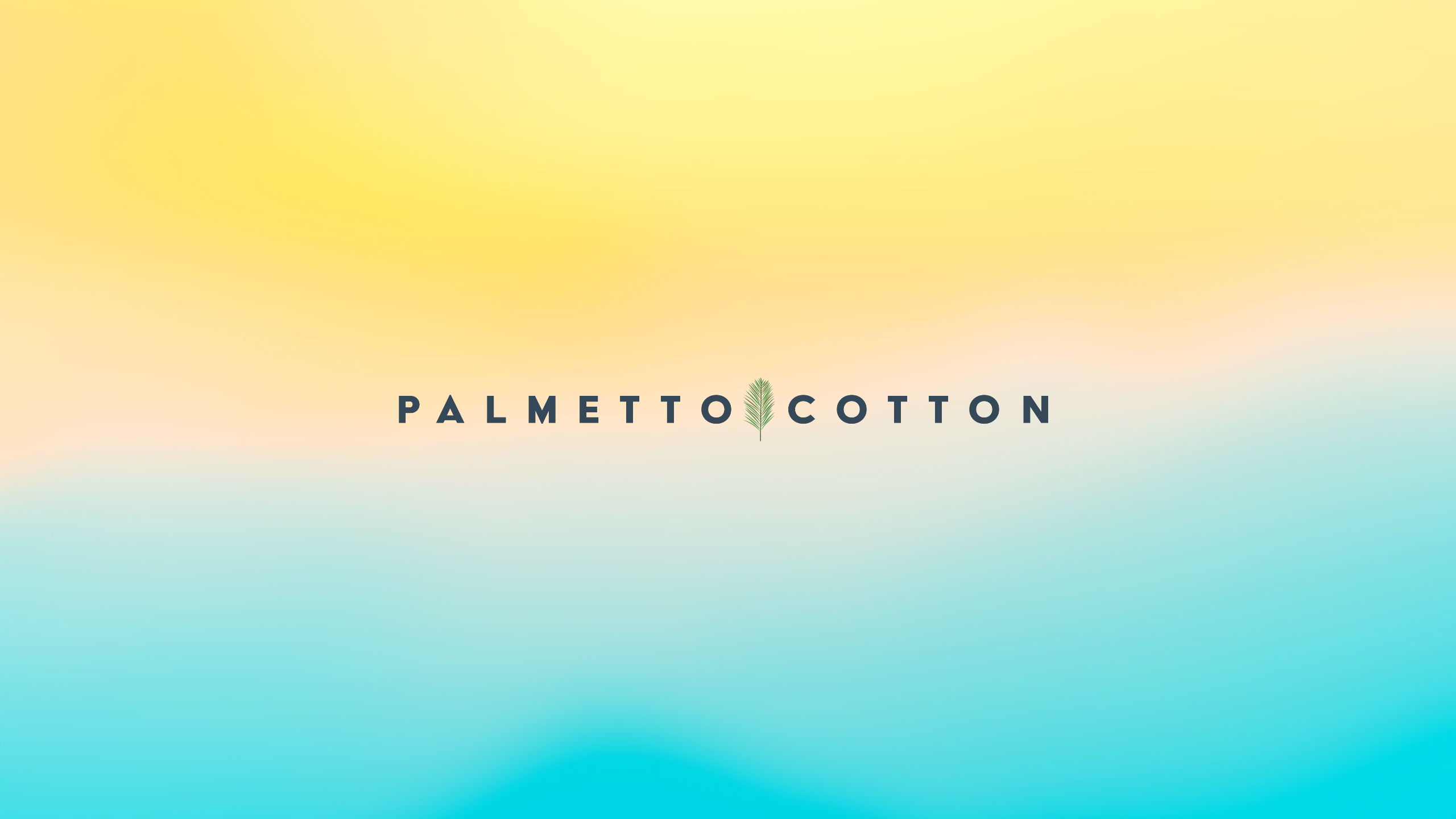 Palmetto Cotton Logo