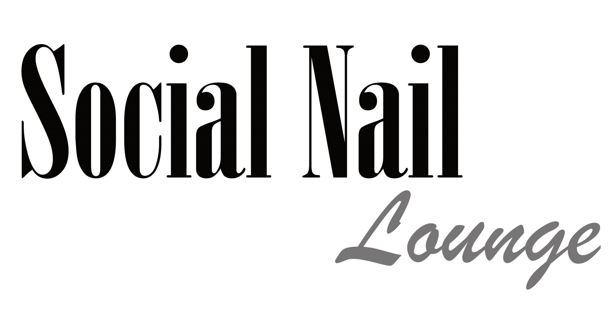 Social Nail Lounge Logo