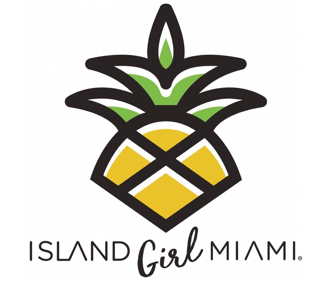 Islandgirl Miami Logo