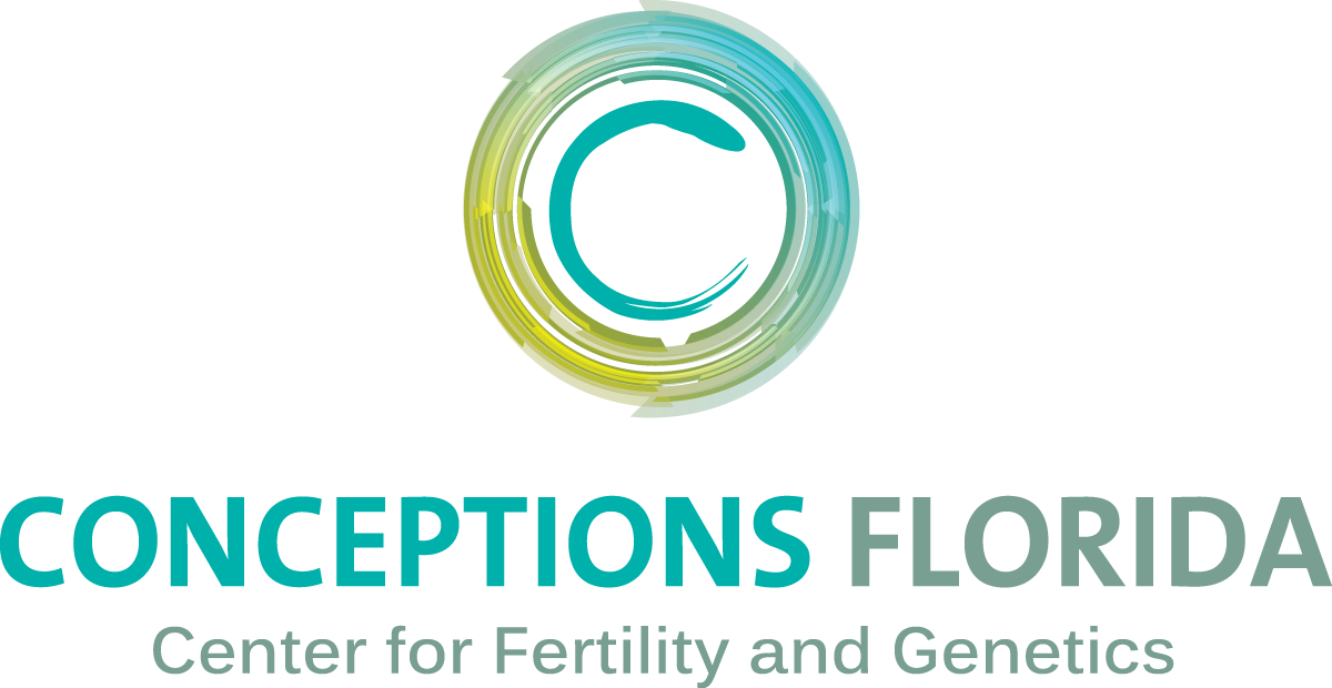 Conceptions Florida Center For Fertility Logo