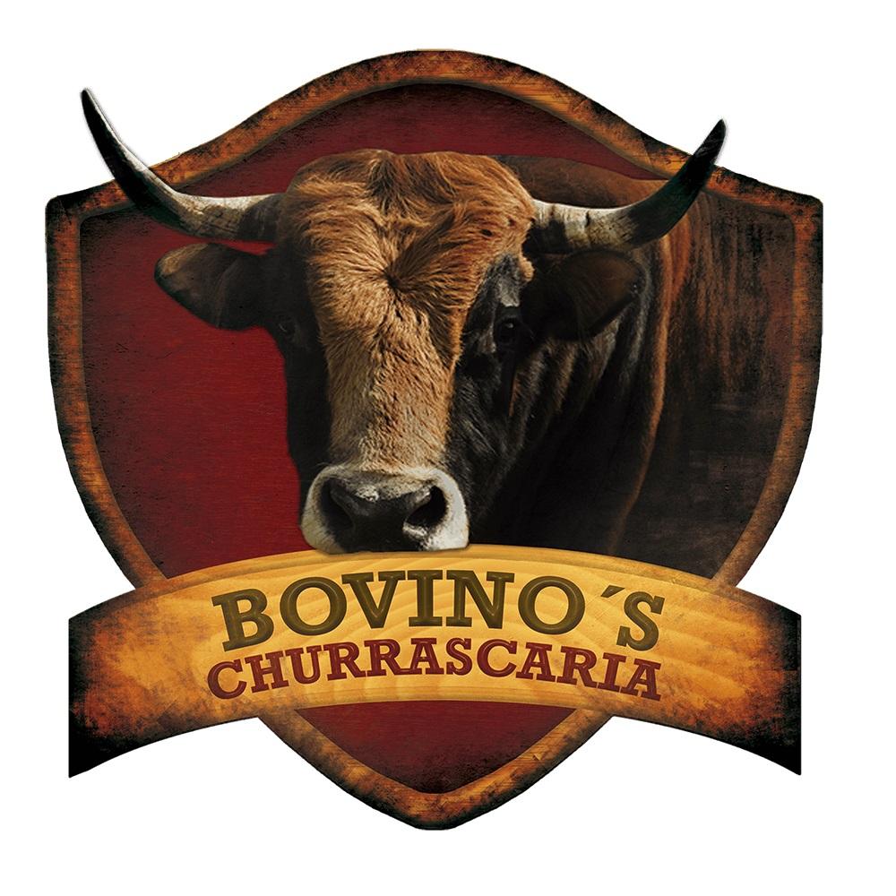 Bovinos Churrascaria Logo
