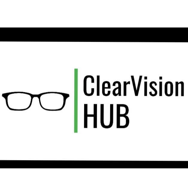Clear Vision Hub Logo