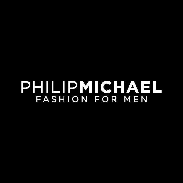 Philip Michael Fashion For Men Logo