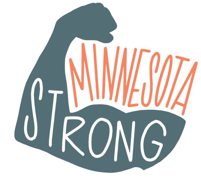 Minnesota Strong Logo