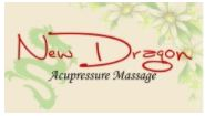 New Dragon Acupressure Massage Logo