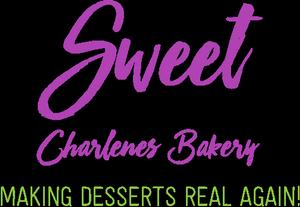 Sweet Charlene's Bakery Logo