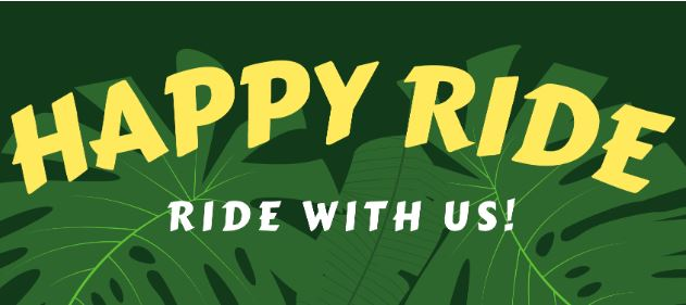 Happy Ride Logo
