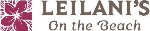Leilani's On The Beach Logo