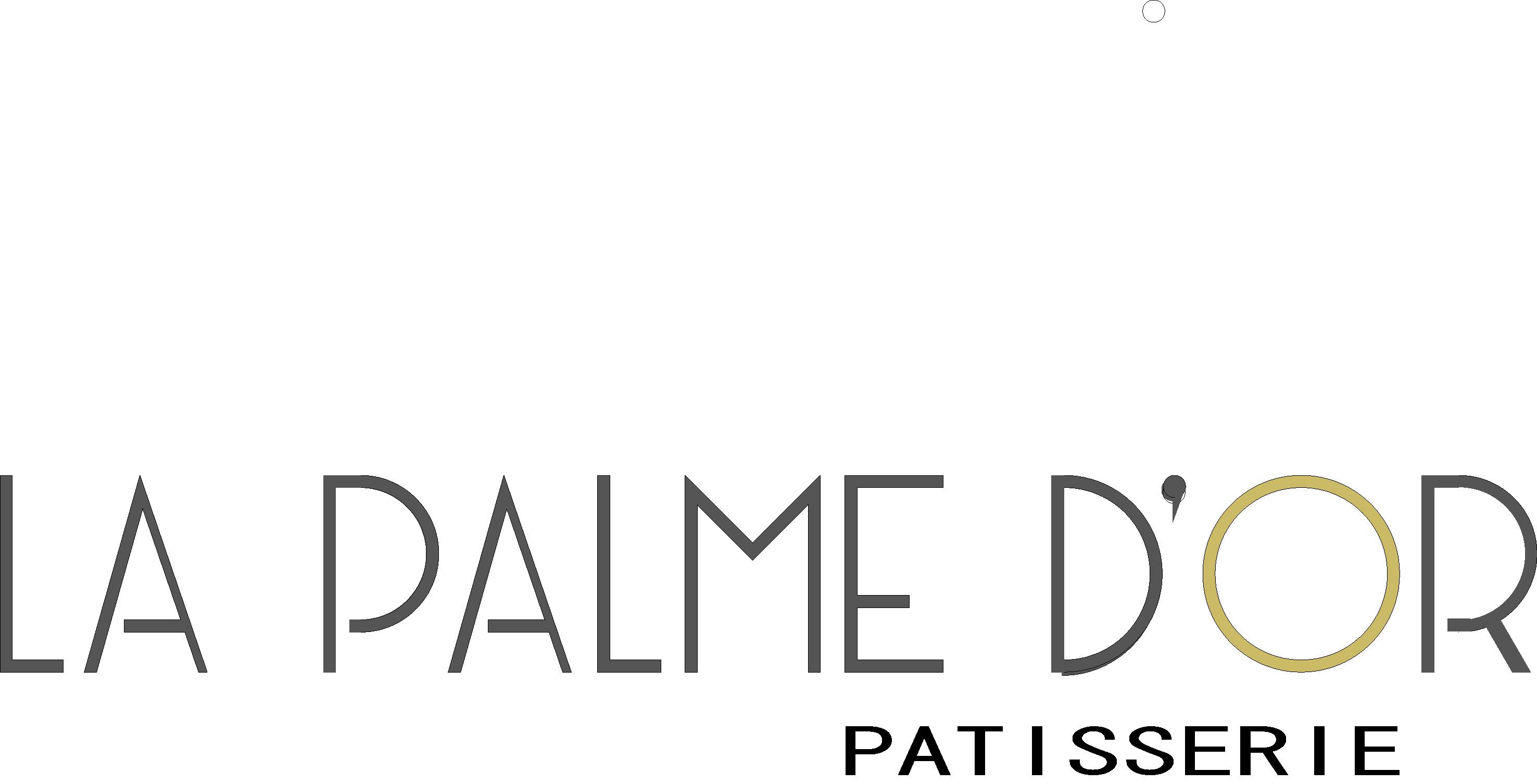 파티세리 라 팜므 도르 (Patisserie La Palme D'or) Logo
