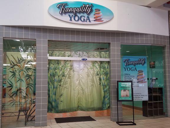 Tranquility Yoga Studio Logo