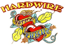 Hardwire Tattoo Logo