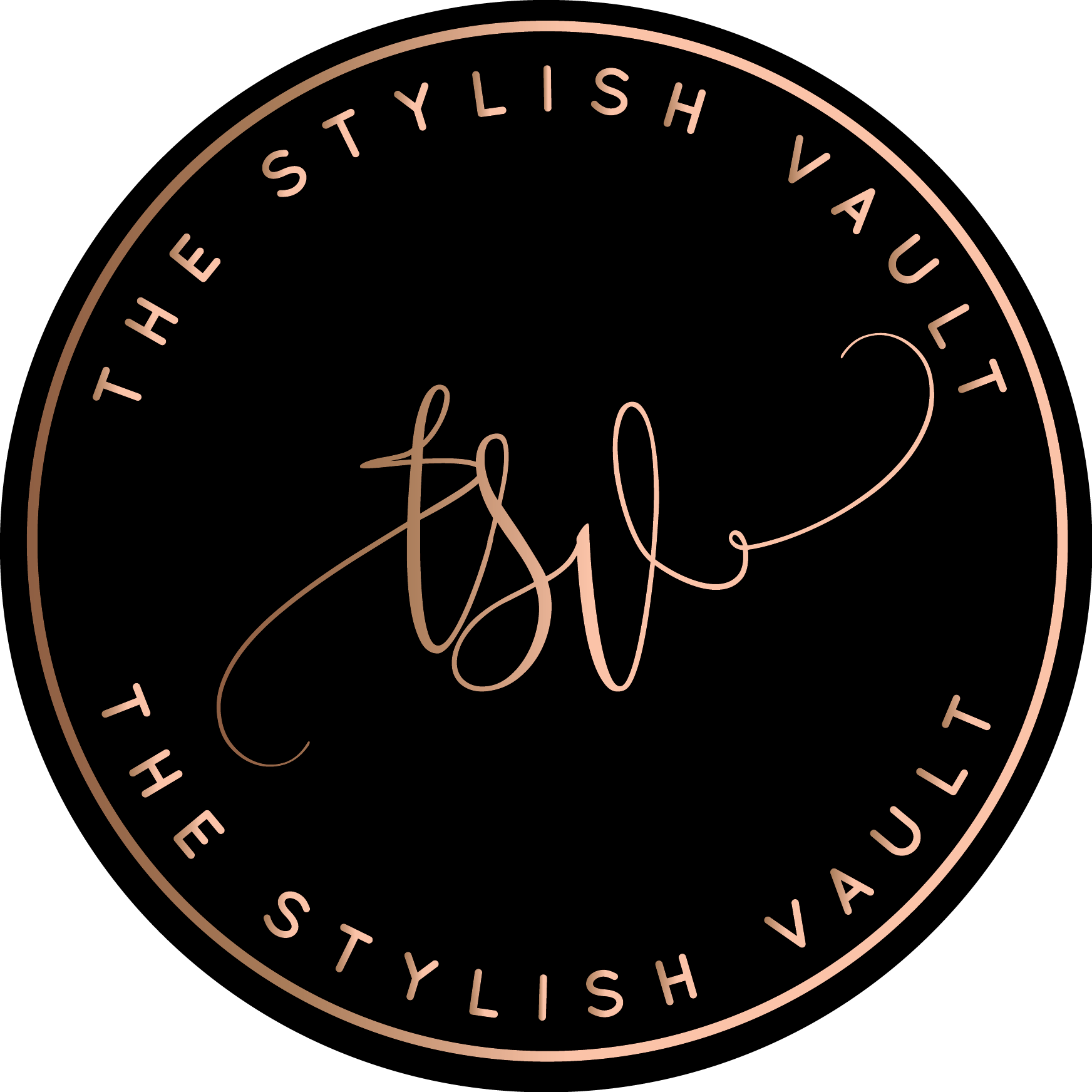 The Stylish Vault Logo