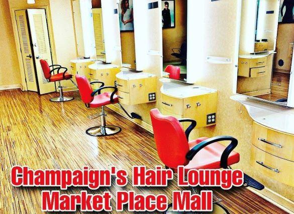Champaign Hair Lounge Logo