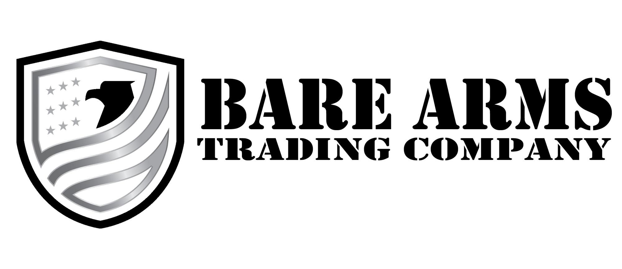 Bare Arms Gear & Trading Company Logo
