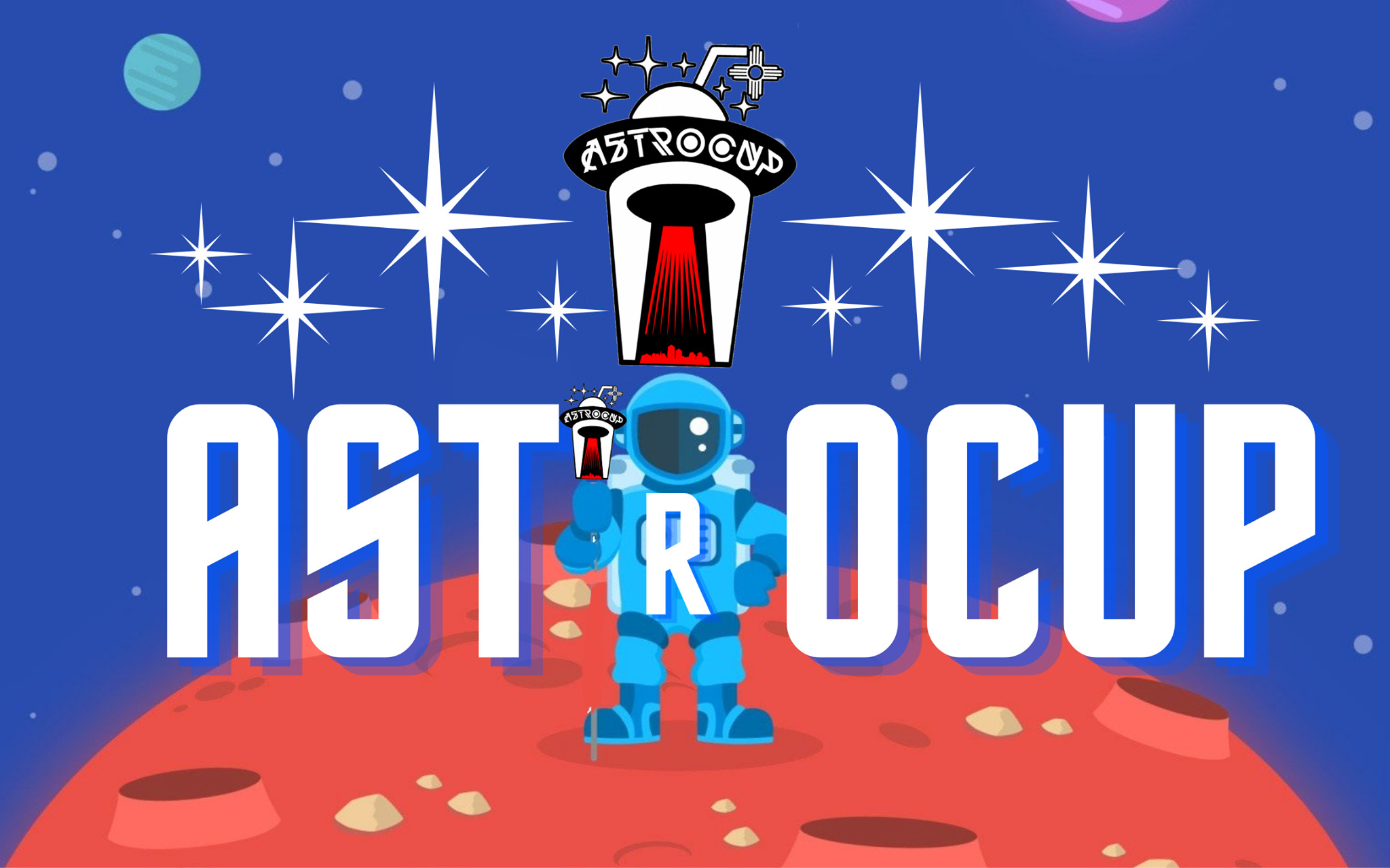 Astro Cups Logo