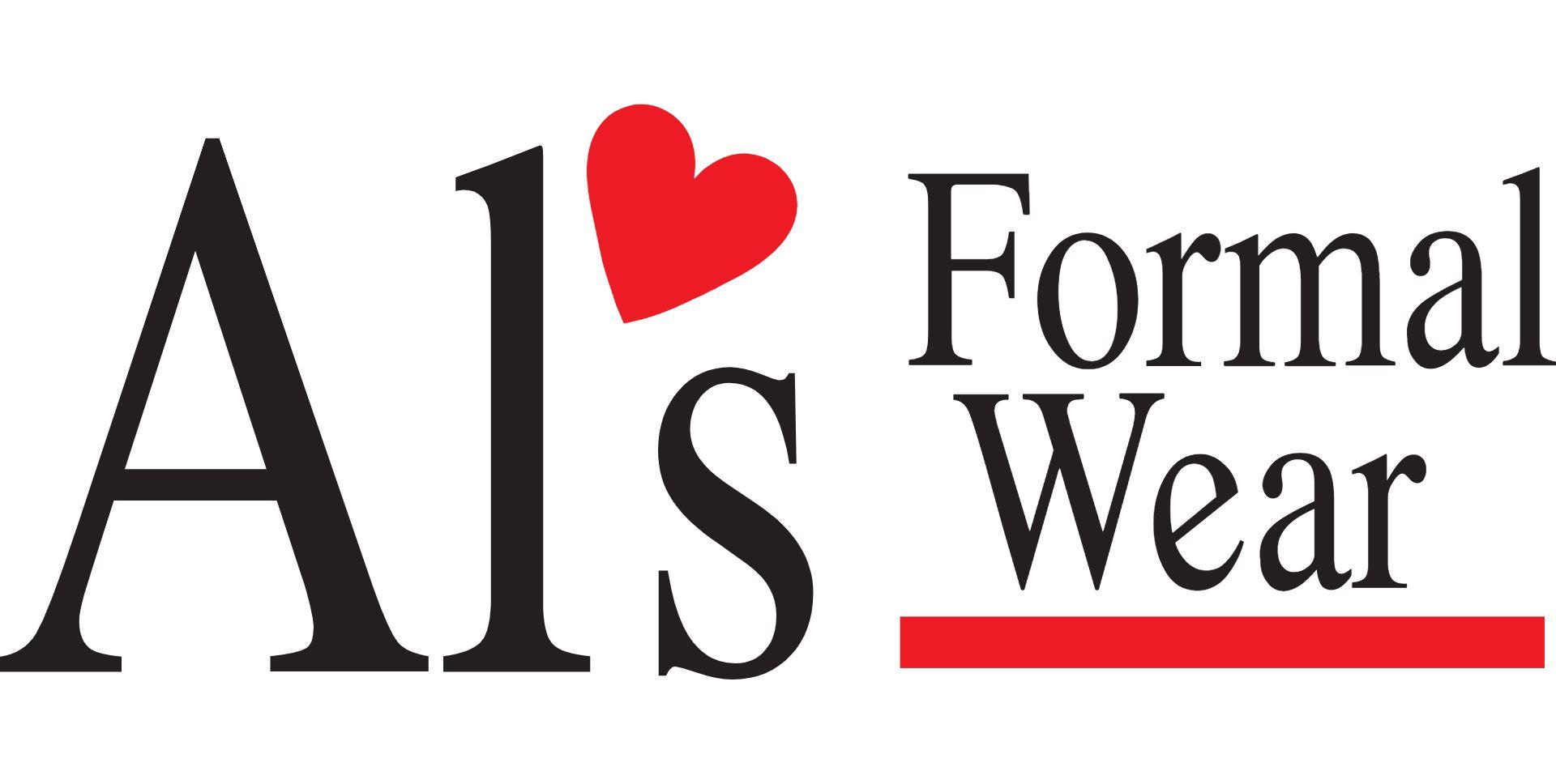 Al's Formal Wear Logo