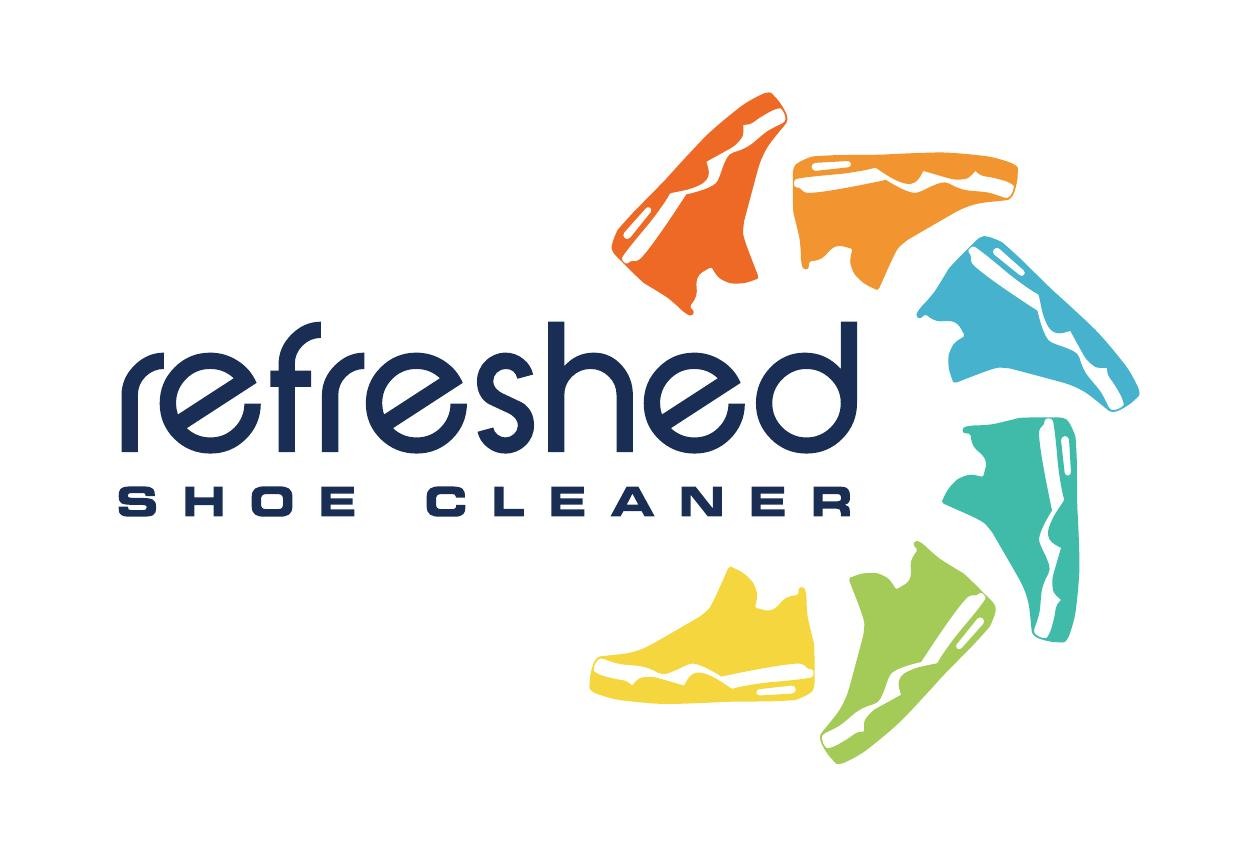 Refreshed Shoe Cleaner Logo