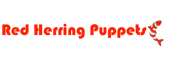 Red Herring Puppets Logo