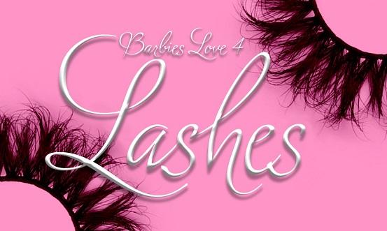 Barbies Love 4 Lashes Logo