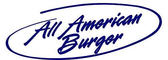 All American Burger Logo