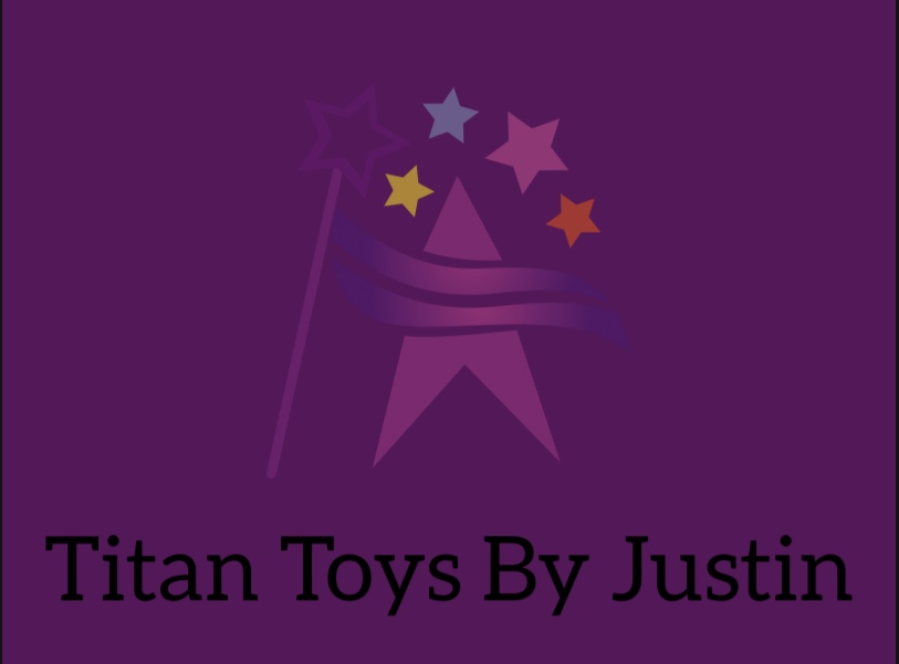 Titan Toys By Justin Logo