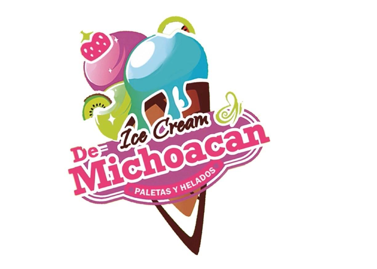 Ice Cream De Michoacan Logo