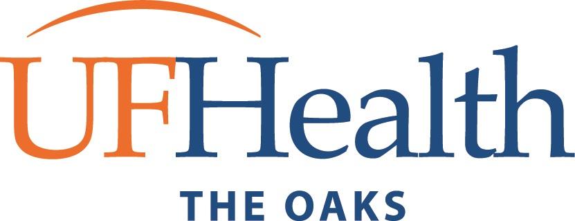 Uf Health The Oaks Logo