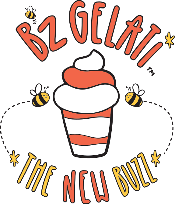 B'z Gelati Logo