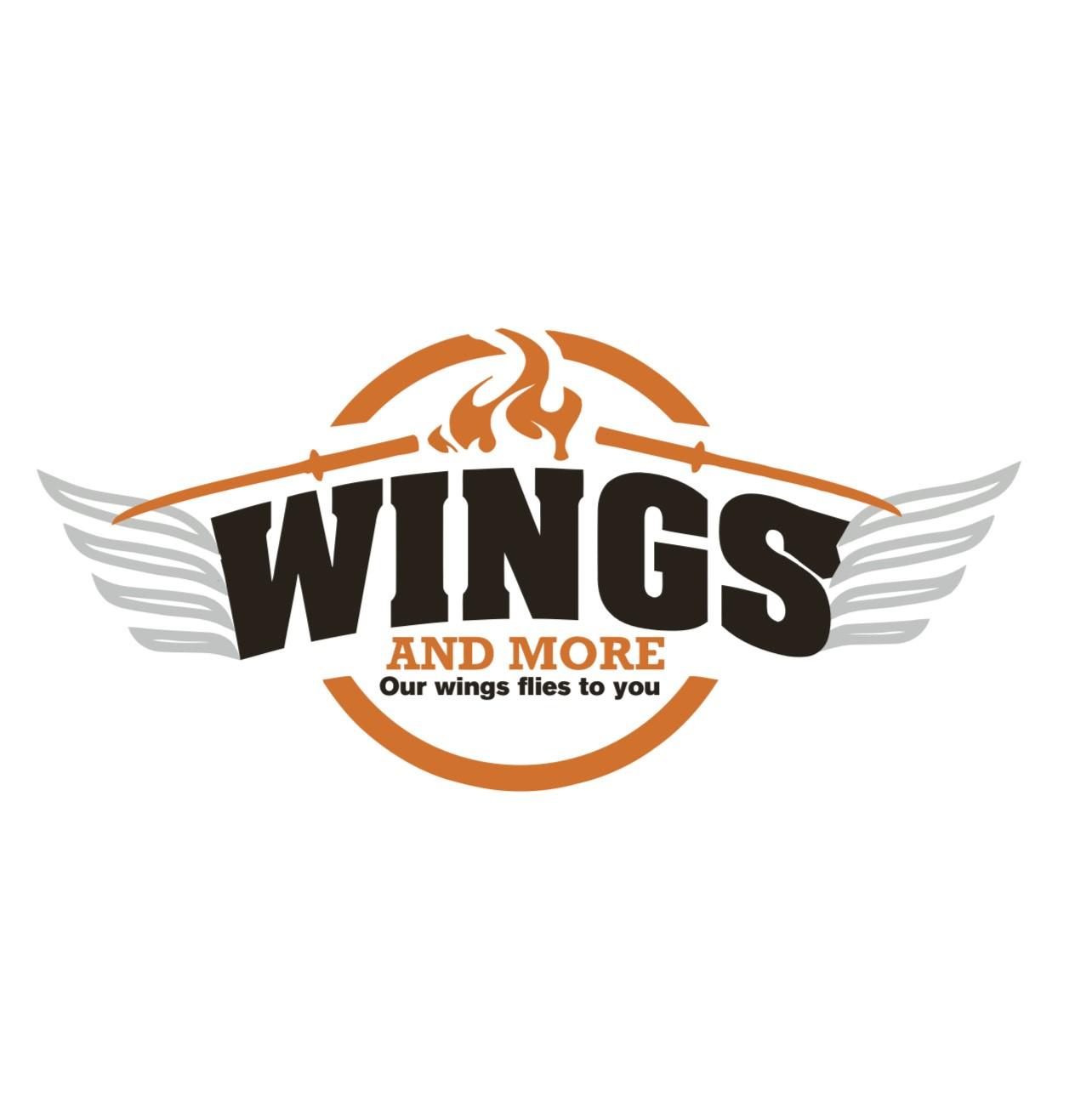 Wings & More Logo
