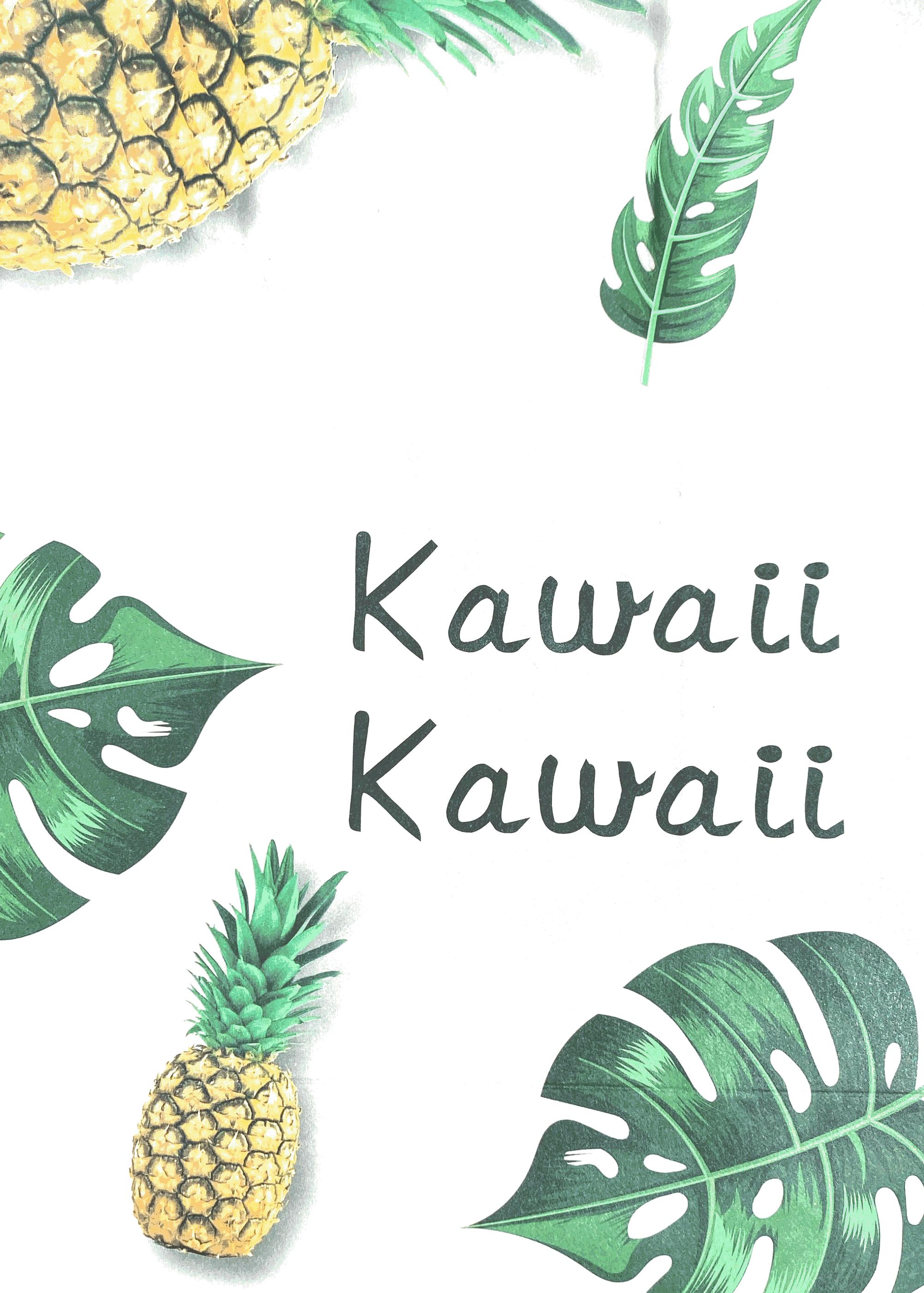 Kawaii Kawaii Logo