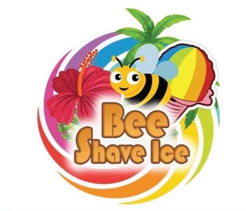 Bee Shave Ice Logo