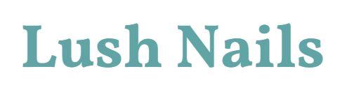 Lush Nails Logo