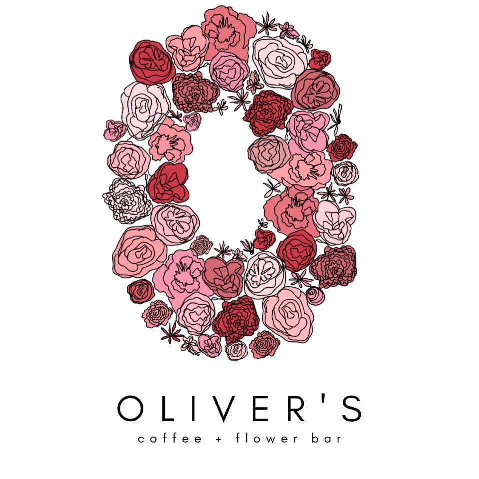 Oliver's Coffee And Flower Bar Logo