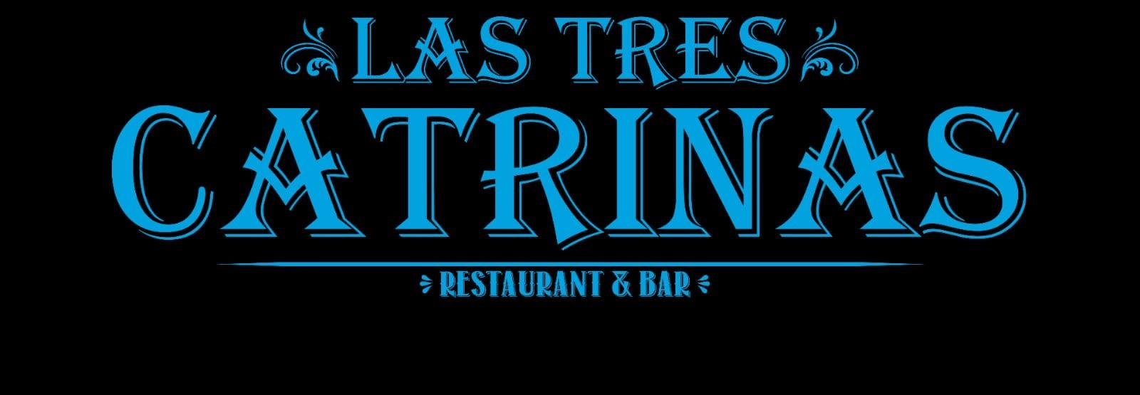 Las Tres Catrinas Restaurant Bar Logo