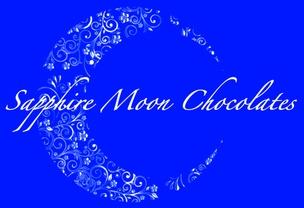 Sapphire Moon Chocolates, Llc Logo